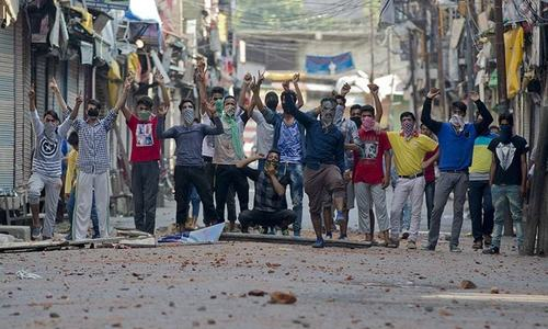 India's lack of policy on held Kashmir poses an existential threat to the valley
