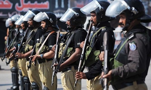 1,700 policemen on VIP security duty being withdrawn