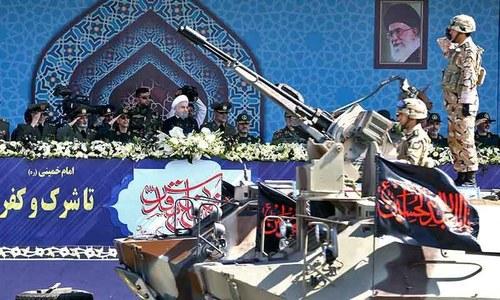 امریکی وارننگ نظر انداز، ایران کا نیا میزائل تجربہ