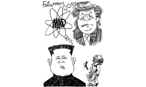 کارٹون : 24 ستمبر 2017