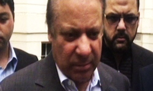 NA-120 victory shows voters support my stance: Nawaz Sharif