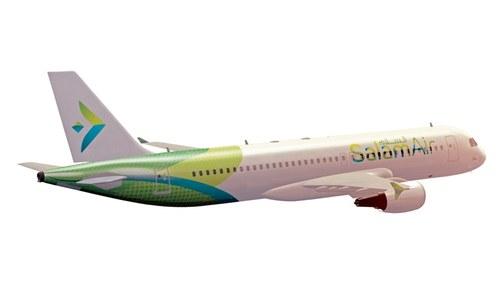 SalamAir flies Pakistan's skies
