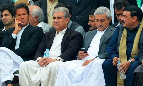 PTI starts lobbying to get opposition leader's slot