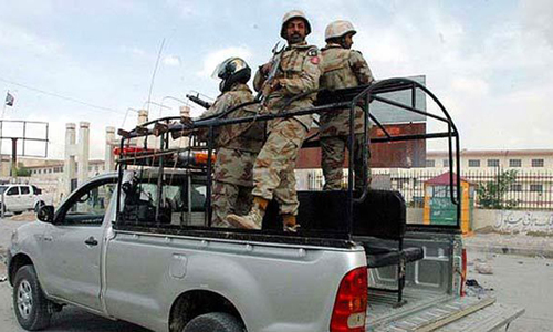 Security forces kill three suspects during alleged encounter in Dera Ismail Khan