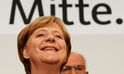 'Eternal Chancellor' Angela Merkel's wins fourth term