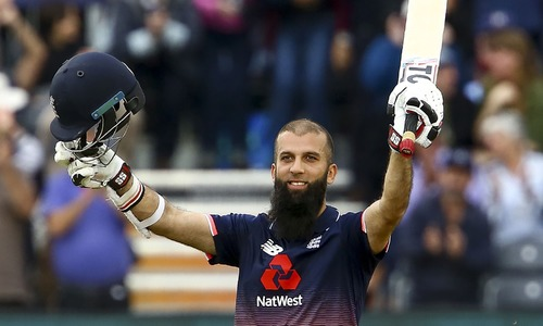 Moeen Ali stars as England beat West Indies