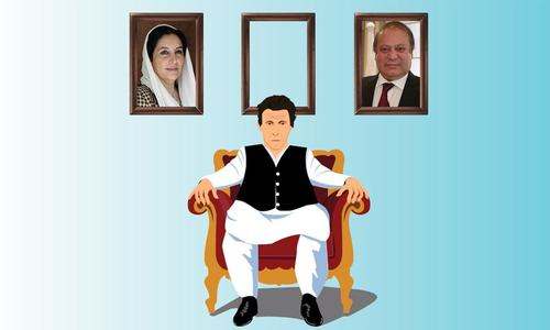 Imran Khan is the real prime minister