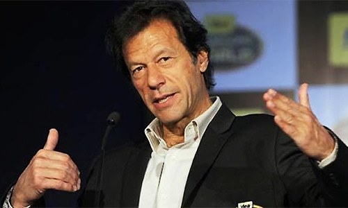 Imran Khan urges Trump to talk to Taliban