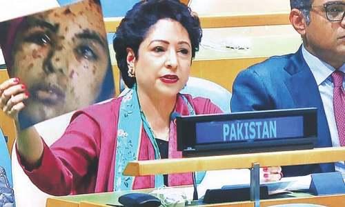 Move to determine how photo faux pas happened at UN