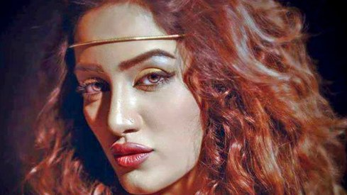 Mathira is back with a supernatural serial