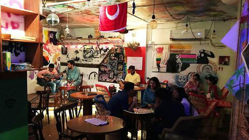 This artist hub in Karachi aims to be a safe haven for freethinkers