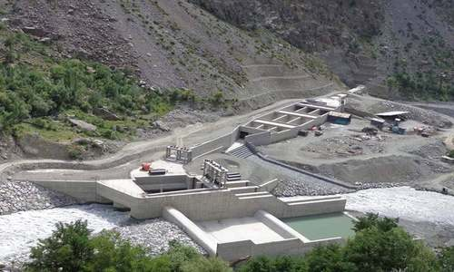 Golen Gol hydro project may not benefit locals