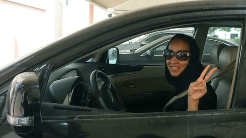 Twitter celebrates as Saudi Arabia allows women to drive