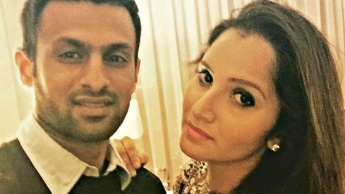 Sania Mirza admits she's possessive about Shoaib Malik