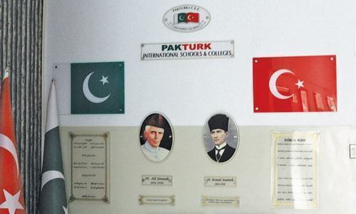 Ex-vice president of Pak-Turk Schools, family 'abducted'