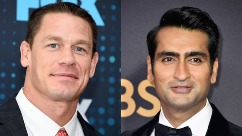 Kumail Nanjiani and John Cena team up for new buddy cop film