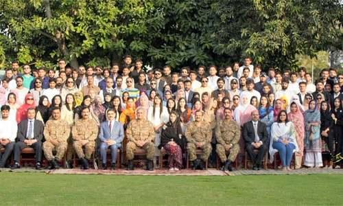 Balochistan's development vital for growth of Pakistan, says army chief