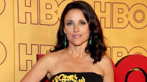Julia Louis-Dreyfus announces she has breast cancer