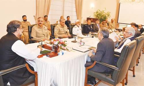 Top security body alarmed at LoC violations by India