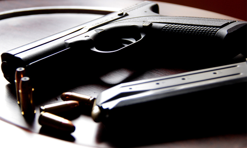 Gun ownership makes countries less safe, says study