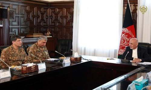 Editorial: Goodwill after Pak-Afghan meeting?