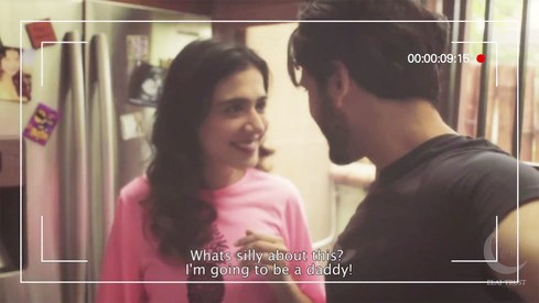 Mansha Pasha's latest PSA encourages men to be better partners in parenting