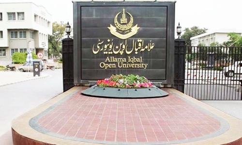 Allama Iqbal Open University announces free education for transgenders
