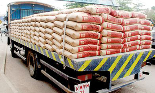 Cement sales set quarterly record of 10m tonnes