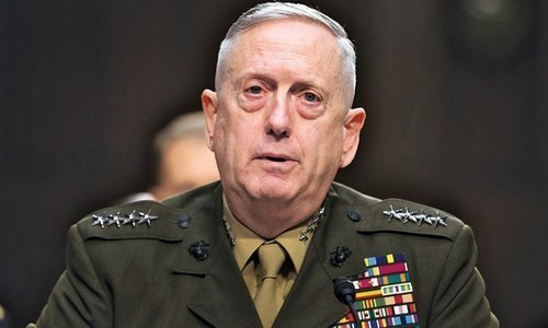 US will try to work with Pakistan 'one more time', says Mattis