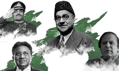 Survey results: Who has been Pakistan's best ruler?