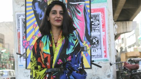 Generation celebrates feminism again, this time with illustrator Shehzil Malik