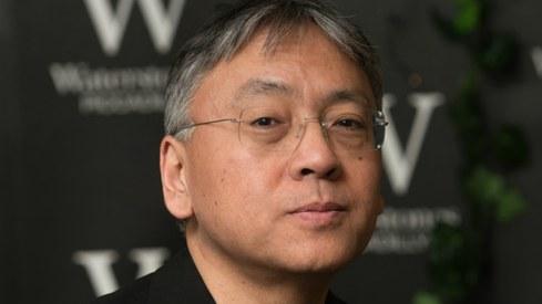 British novelist Kazuo Ishiguro wins the Nobel prize in literature