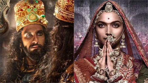 Ranveer, Deepika reportedly seeking psychiatric help after shooting 'Padmavati'