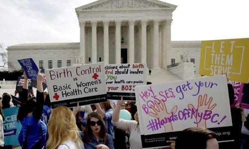 Trump rolls back Obamacare provision for free birth control