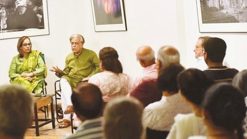 Multinational brands should support classical musicians, says Khalid Ahmed