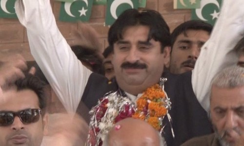 PTI seeks disqualification of KP MPA Ziaullah Afridi for joining PPP