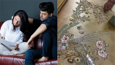 The bridal market is flooded with same-looking designs, says Sadaf Fawad Khan
