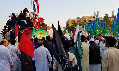 Islamabad sees large rallies for early merger of Fata, Khyber Pakhtunkhwa