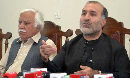 ANP slams centre for 'ignoring Balochistan'
