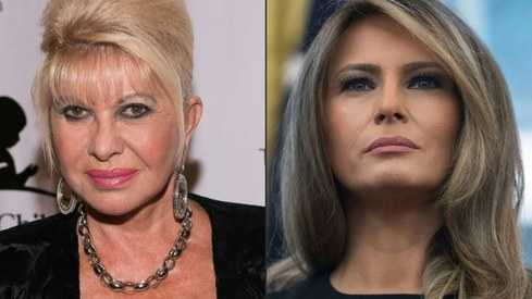 Ivana vs Melania: First wife is 'self-serving', says US First Lady in White House statement