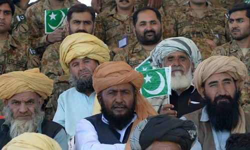 Why the most ambitious initiative to change Fata's status is put on hold