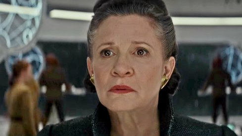 Does the new 'Star Wars' trailer tell us Princess Leia's fate?