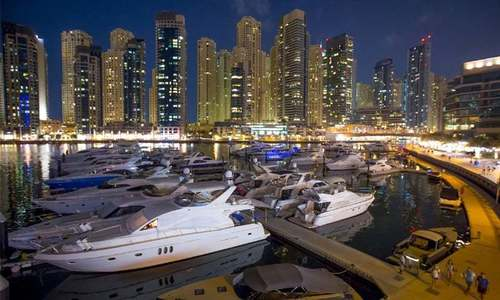 Investments by Pakistanis in UAE property market declining
