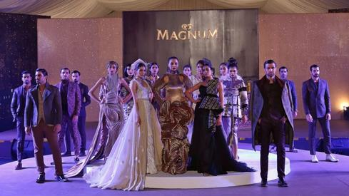 5 thoughts I had after this year's Magnum Chocolate Party