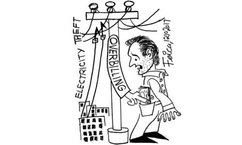 Cartoon: 12 October, 2017