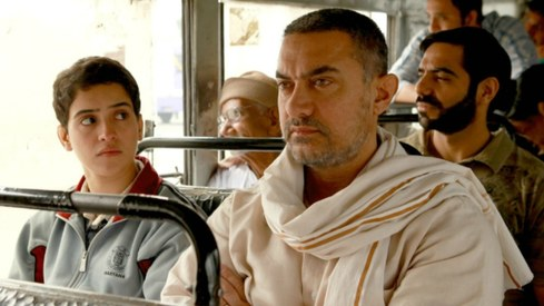 Aamir Khan was scared to do Dangal as the character was 'too close' to his actual age