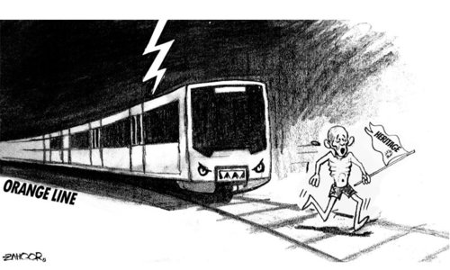 Cartoon: 13 October, 2017