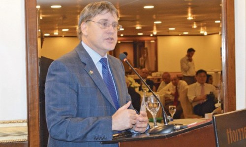 Canada seeks more bilateral trade with Pakistan