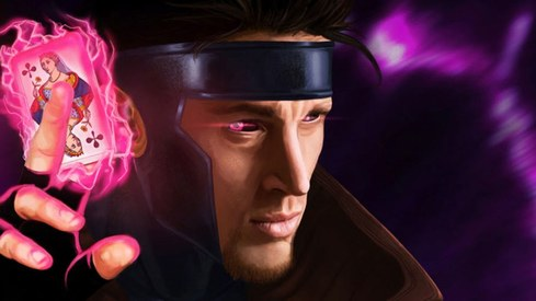 Channing Tatum turns superhero for upcoming Marvel movie Gambit