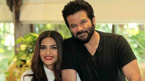 Anil Kapoor and daughter, Sonam will be sharing the big screen for the first time
